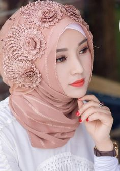 30 Latest and Different Types of Hijab Styles in 2018 | Styles At Life