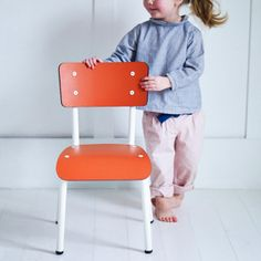 Searching for the perfect chair