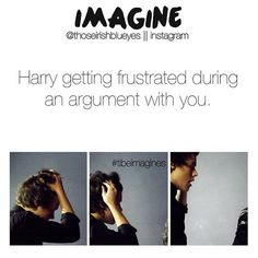 Harry imagine: This would never happen!