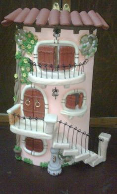 trabajos en tejas de barro decoradas - Buscar con Google Hobbies And Crafts, Diy And Crafts, Arts And Crafts, Porcelain Clay, Cold Porcelain, Biscuit, Clay Jar, Clay Flower Pots, Clay Paint