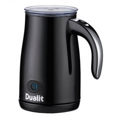 Compare cheapest prices for used Dualit 84135 Milk Frother in Black in UK & IE by top retailers retail selling Dualit 84135 Milk Frother in Black. Buy used Dualit 84135 Milk Frother in Black for best price today by comparing prices at UK Price Comparison. Semarang, Espresso Kitchen, Thing 1, Chrome Handles, Cold Steel, Black Milk, Home Living, Kitchen Accessories, Coffee Accessories