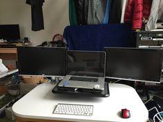 ロックテックLoctek ラップトップスタンド ノートPCアーム 10-17インチ対応S2L