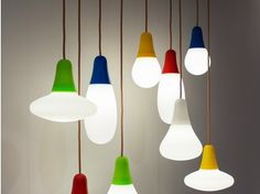 62,22€ Suspension en polyéthylène pour éclairage direct CIULIFRULI - Martinelli Luce