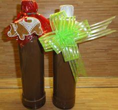 Jak vyrobit vánoční kakaový likér   recept