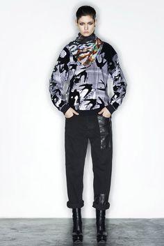 McQ Alexander McQueen RTW Fall 2014 - Slideshow - Runway, Fashion Week, Fashion Shows, Reviews and Fashion Images - WWD.com