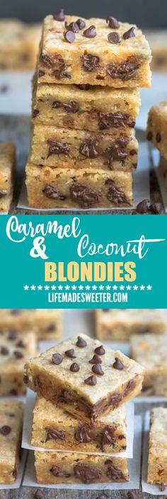 Caramel & Coconut Bl