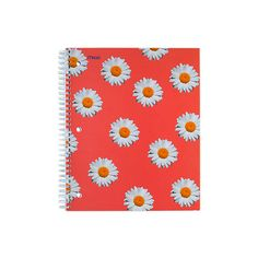 Mead® PRETTY Please® Notebook 80CT College Ruled - MEAD ($4.49) ❤ liked on Polyvore featuring home en home decor