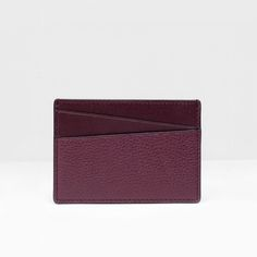 Everlane  https://www.everlane.com/collections/womens-all-accessories/products/womens-cardcase-burgundy