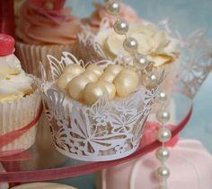 Pearl Cupcake cupcake