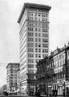 The Brown-Marx Building in downtown Birmingham housed the offices of the Tennessee Coal, Iron and Railroad Company Birmingham Skyline, Birmingham Alabama, Steel Companies, Railroad Companies, Fried Green Tomatoes, Magic City, Sweet Home Alabama, Natural Resources, Tennessee