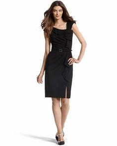 Little Black Dress for Women - Black Formal, Party & Cocktail Dresses - White House   Black Market