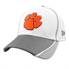 0b2bcd1ee22 Clemson Tigers New Era Abrasion Hat  clemsonbaseball Clemson Hat