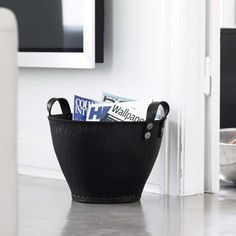 Dacarr #rubber basket: #ecofriendly - made of #usedtires