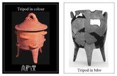 #Minoan #tripod #cauldron #cooking #vessel Click to ENLARGE