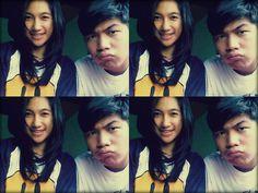 sarah with jordan :)