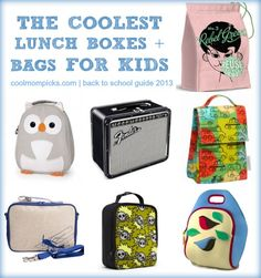 14 of the best lunch boxes and bags for kids this fall (and some for adults, too!)