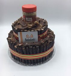 #biltongcake #babalooli Biltong, Hampers, Party Themes, Parties, Cakes, Desserts, Food, Fiestas, Tailgate Desserts