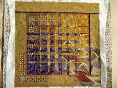 Convergences  Pieced by Lila Bishop  Quilted by Jessica's Quilting Studio