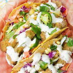 Baked Avocado Tacos Recipe by Tasty