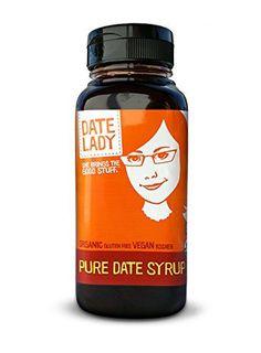 date lady organic pure syrup bexllo