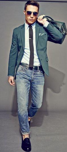 stil-macher:  *** ! *** http://ift.tt/1Wmimrh   | Raddest Men's Fashion Looks On The Internet