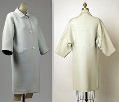 1964 coat Balenciaga