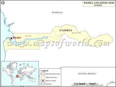 Where is Banjul