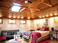 Romantic  Cottage with Hot Tub in Cool Mountain Town.  Close to hiking.Vacation Rental in Woodstock from @homeaway! #vacation #rental #travel #homeaway