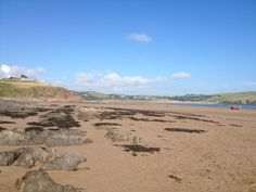 Bigbury-on-Sea Beach in Bigbury on Sea, Devon