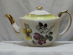 Vintage Tea Pot | eBay