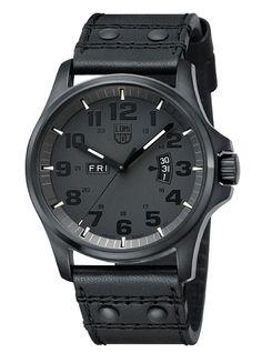 Luminox Blackout Watch