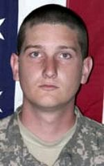 Army SGT Patrick O. Williamson, 24, of Broussard, Louisiana. Died October 27, 2009, serving during Operation Enduring Freedom. Assigned to 1st Battalion, 17th Infantry Regiment, 5th Stryker Brigade Combat Team, 2nd Infantry Division, Fort Lewis, Washington. Died of injuries sustained when an improvised explosive device detonated near his vehicle during combat operations in Arghandab River Valley, Kandahar Province, Afghanistan.