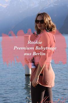 Möchtest Du Dein Baby am Körper tragen? Dann ist die Rookie Premium Babytrage vielleicht Dein perfekter Begleiter. Ich möchte sie auf jeden Fall nicht missen! Gerne stelle ich sie vor. Berlin, Movies, Movie Posters, Pregnancy, Film Poster, Films, Popcorn Posters, Film Posters, Movie Quotes