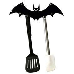 Porta utensílios de morcego