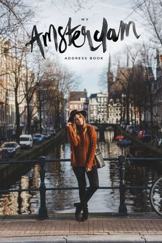 An Amsterdam Guide Oh Amsterdam, I love you. When we got home from our trip, it took me all of half an hour to start looking up how much rental prices are in the city..y'know, just incase. It's not ju