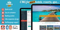 Panda Multi Resorts - CMS for Multi Hotels