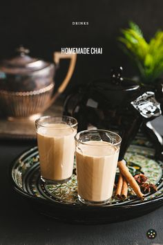 How to Make Homemade Chai