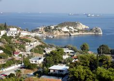 Island of Salamis in Greece - where my yia yia and papou live