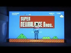 "めっちゃおもろい/BOVA New Balance Japan, Inc. ""SUPER NB Bros."" - YouTube"