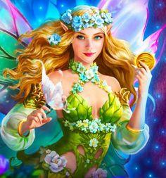 Fantasy Images, Fantasy Art, Fantasy Fairies, Mythological Creatures, Fantasy Creatures, Weird Art, Strange Art, Pretty Wallpapers, Fairy Land