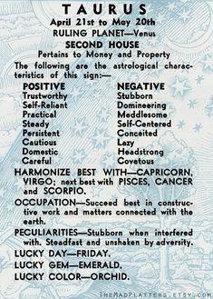 Taurus Constellation zodiac on Plate April 21 by TheMadPlatters Astrology Taurus, Zodiac Signs Taurus, Taurus And Gemini, Zodiac Horoscope, Sagittarius, Astrology Houses, Zodiac Mind, Astrology Signs, Taurus Quotes