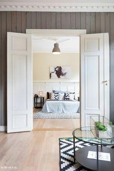 FINN – Idylliske Bolteløkka - Elegant 4-roms for den kresne med gjennomført klassisk særpreg og høy standard! Peis og balkong!