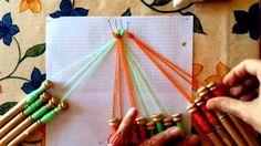 Cómo cruzar 4 guipures - Método 2 Needle Lace, Bobbin Lace, Irish Crochet, Crochet Lace, Lacemaking, Lace Heart, Point Lace, Lace Jewelry, Lace Patterns