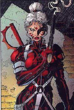 Zealot (Character) - Comic Vine
