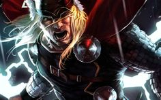 Thor Comic Art | Fantastic Thor Wallpaper Art