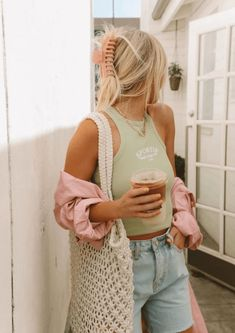 Style Casual, Cute Casual Outfits, My Style, Cali Style, Mode Outfits, Fashion Outfits, Fair Outfits, Looks Pinterest, Vogue