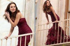Preview: Leighton Meester für Vera Wang | Zeitgeschmack – Fashion & Lifestyle Blog