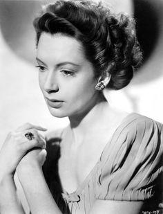 Deborah Kerr, London, 1940s
