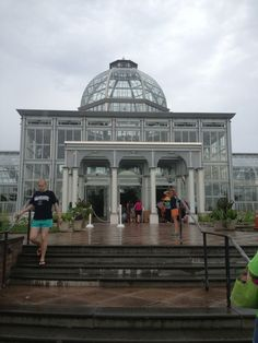 Lewis Ginter Gardens - Virginia Oh The Places You'll Go, Places Ive Been, Virginia, Louvre, Gardens, Building, Travel, Ideas, Voyage