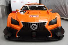 LEXUS LF-CC (2014 SUPER GT)